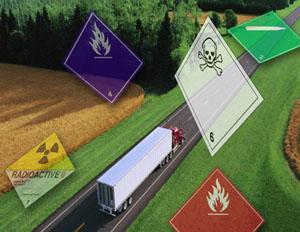 Transports de matières dangereuses
