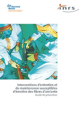 Guide INRS prévention Amiante